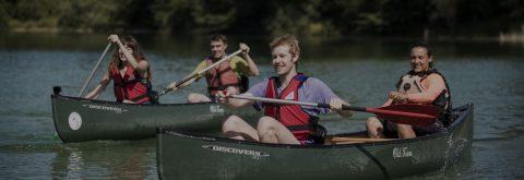 Spécialiste en plongée, canoë et paddle
