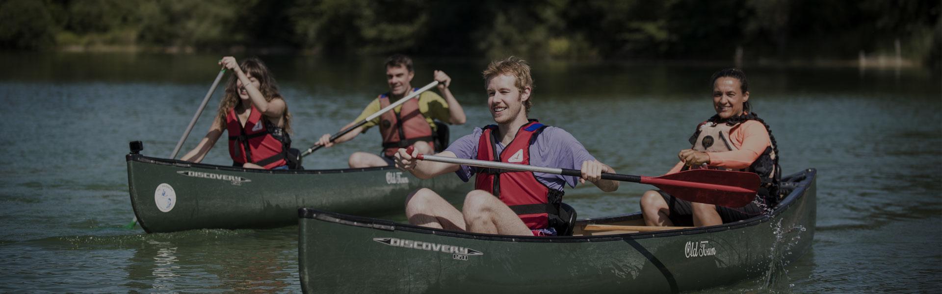 contact location de canoe