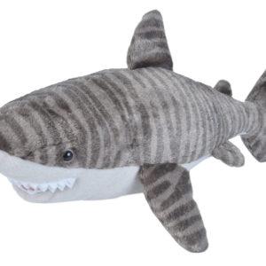 Peluche requin tigre 30 cm