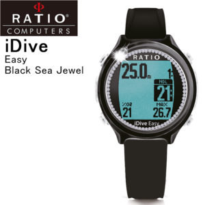 Ratio iDive Easy Black Jewels Edition